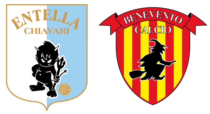 Entella-Benevento 3-2: incredibile rimonta della Virtus, Caputo firma il sorpasso