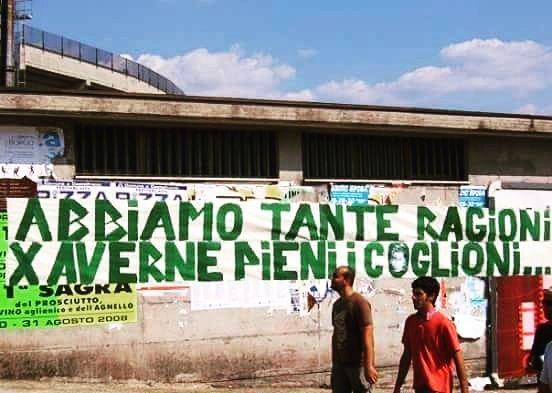 Avellino, Toscano: