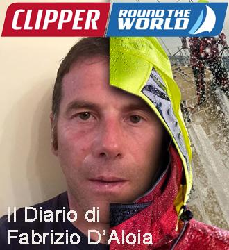 Fabrizio D'Aloia - Clipper Round The World