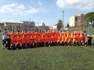 Ragazzi Scuola Calcio Grippo