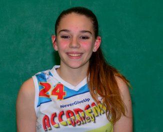 alysia iannelli accademia volley