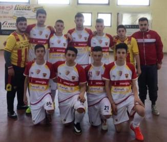 Allievi Benevento 5 calcio a 5