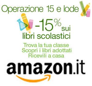Amazon libri scolastici online