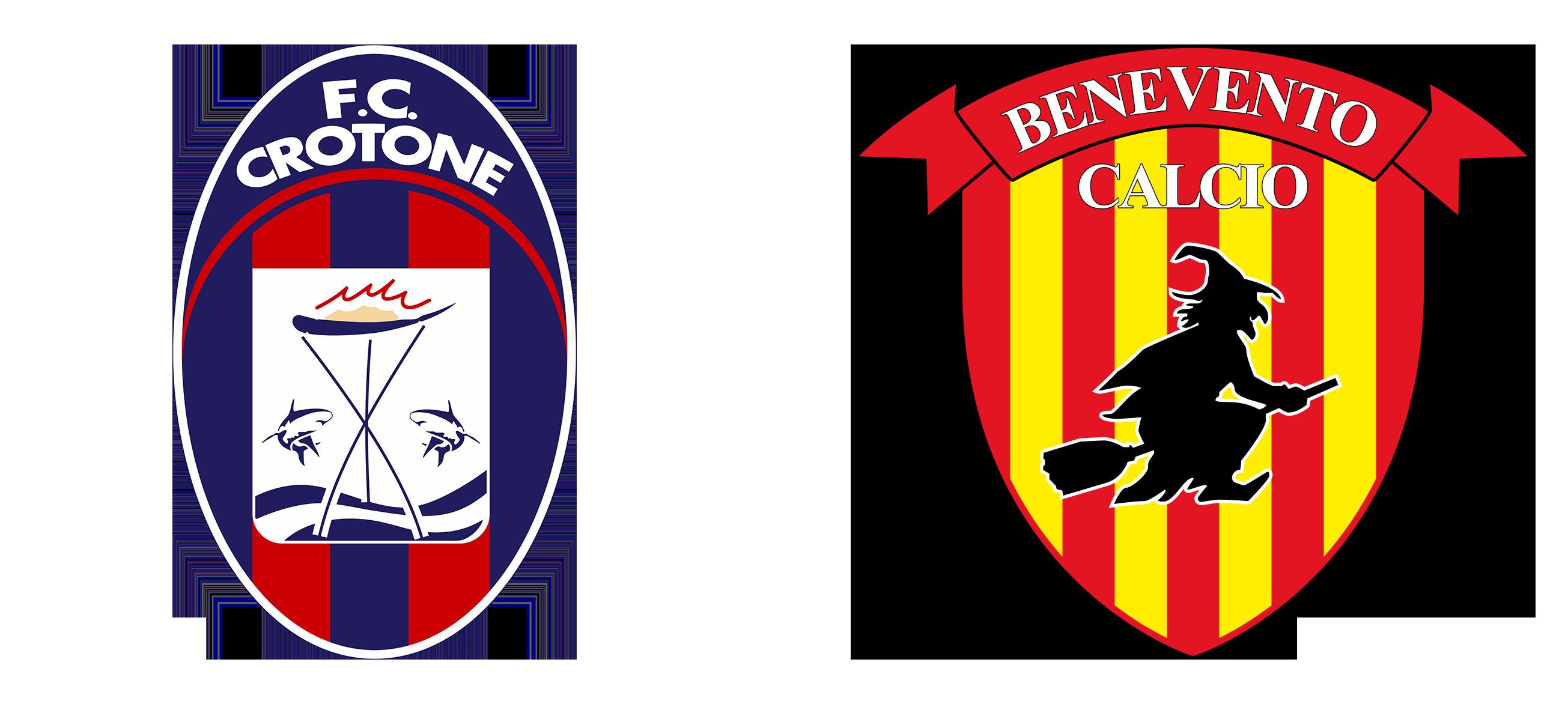 Risultati immagini per CROTONE - Benevento