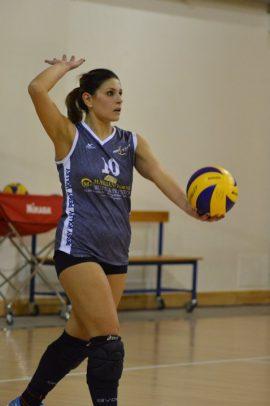 laura d'auria SG Volley