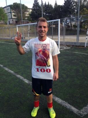 D'Onofrio cento gol