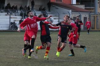 D'Onofrio e De Matteo in azione