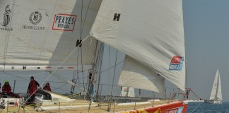 Fabrizio D'Aloia - Clipper Round the World