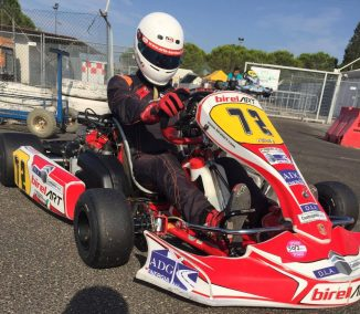 francesco palladino karting club tufo