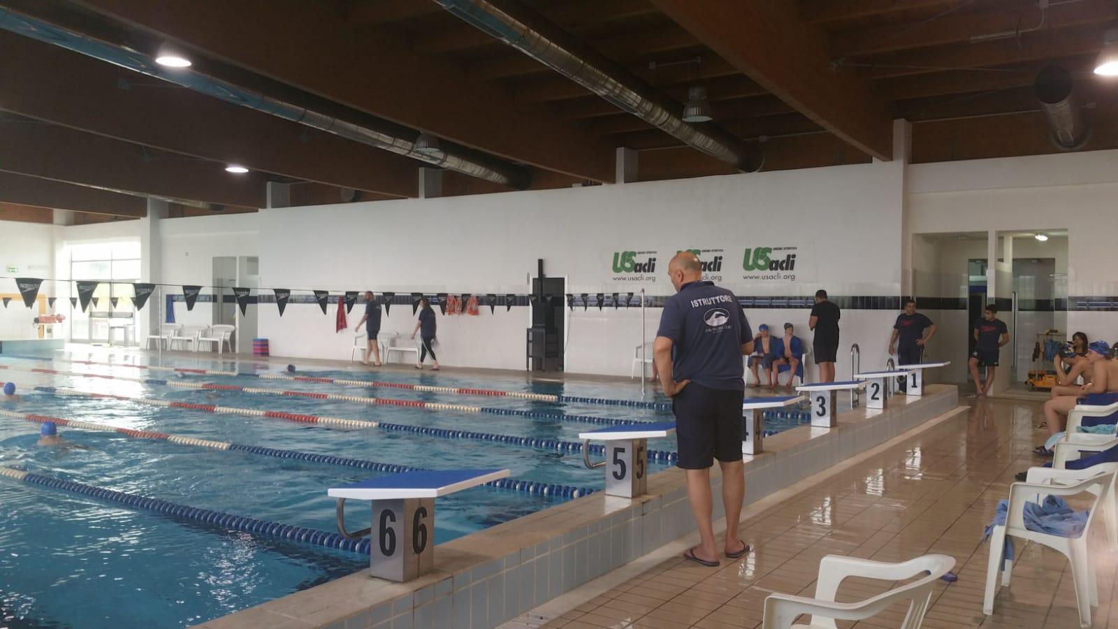 La piscina asd jolly nuoto chiude la stagione presente for Piscina jolly
