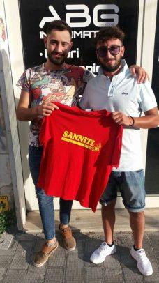 Alessio Serino Mariano Landolfi Sanniti Five Soccer