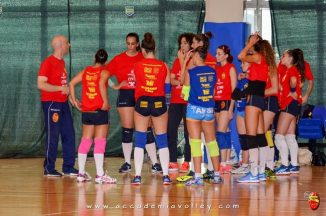 accademia volley benevento
