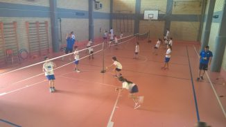 badminton benevento