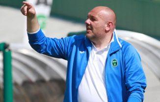 Bruno Tedino allenatore tifoso del Benevento