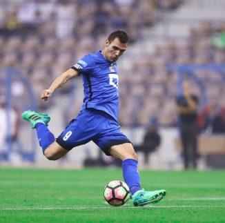 Leo Bonatini Al Hilal contro il Benevento