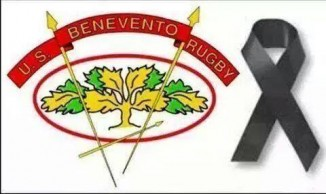 lutto rugby benevento