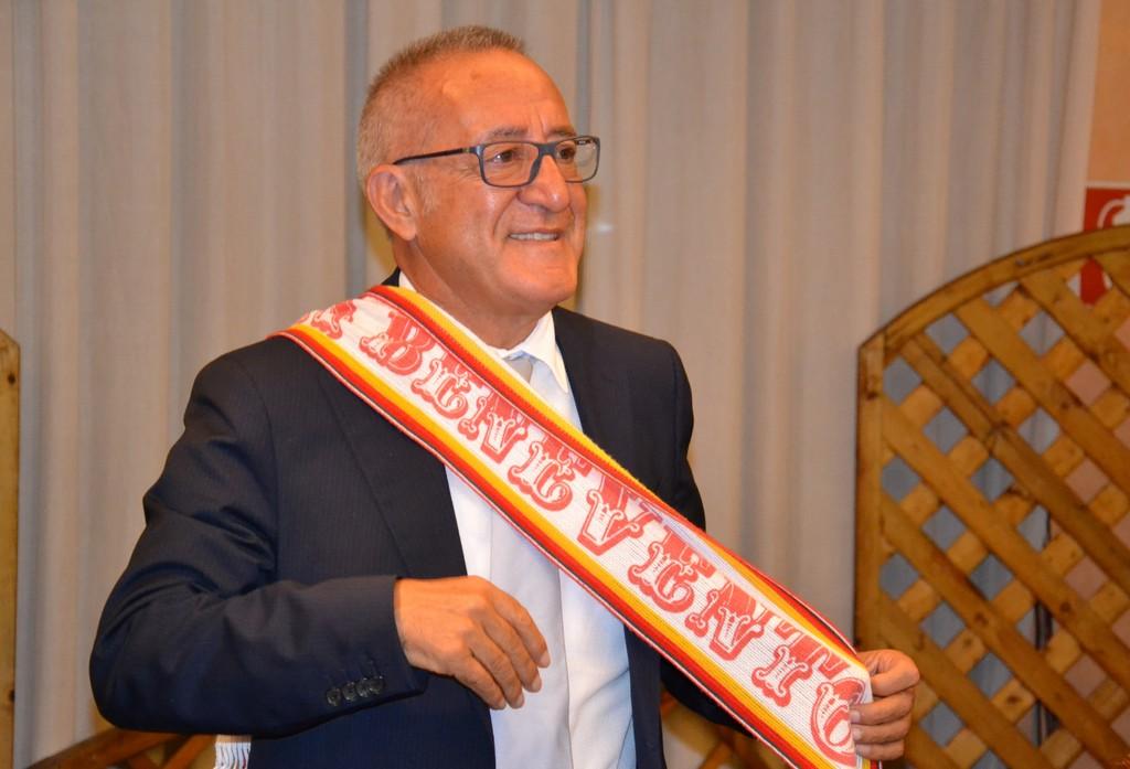 Benevento: Baroni non lascia, anzi è pronto a raddoppiare