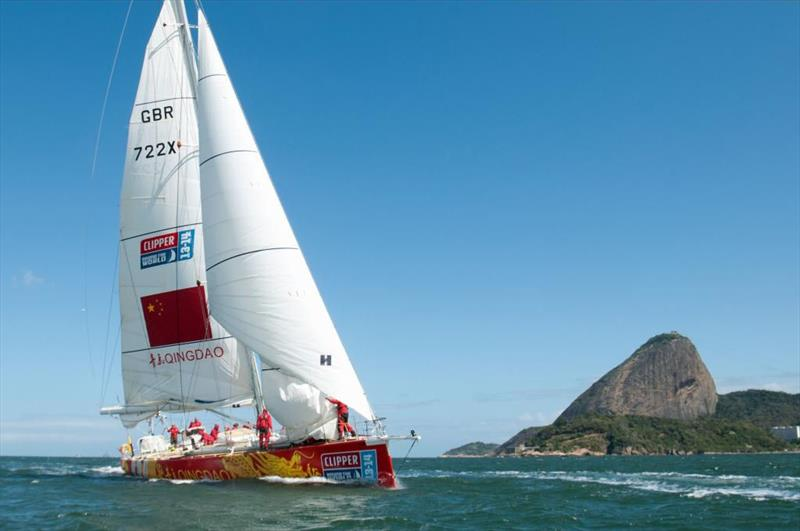 Quingdao - Clipper Round the World 2015