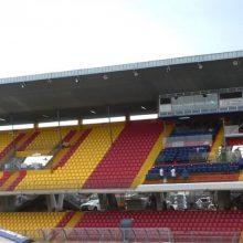 Stadio Vigorito Benevento repubblica.it