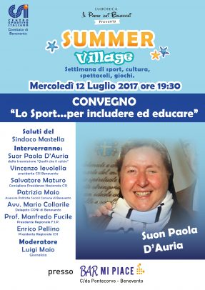 summer village benevento
