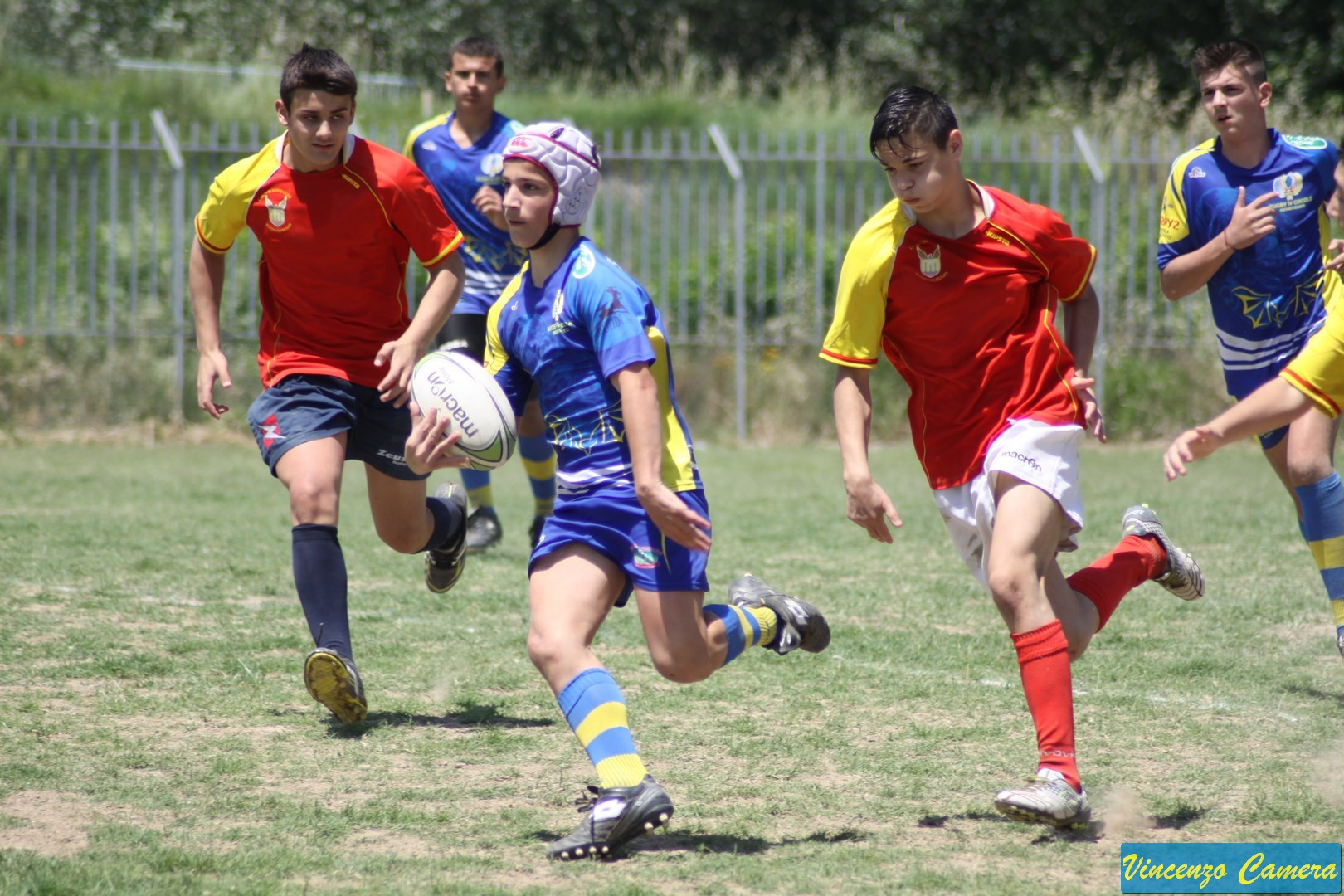 rugby IV circolo benevento