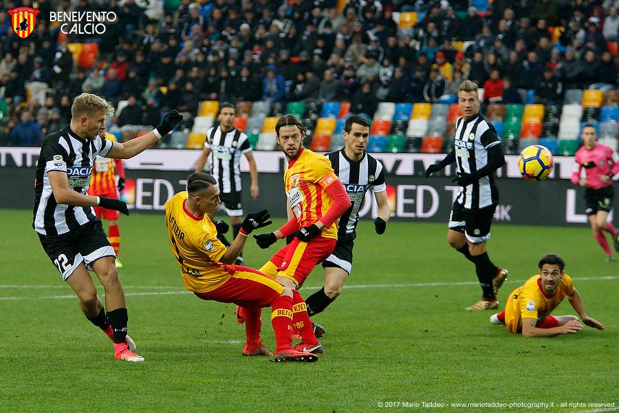 Verso Beneveto - Udinese. De Zerbi: