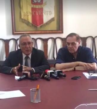 Vigorito presidente del Benevento e Mastella sindaco di Benevento